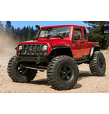 MST CFX-W 1/8 4WD Off-Road RTR / Body: JP1 (Jeep Wrangler) - Red