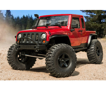 MST CFX-W Off-Road RTR / JP1 (Jeep Wrangler) - Red
