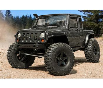 MST CFX-W Off-Road RTR / JP1 (Jeep Wrangler) - Grey