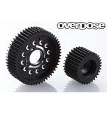 Overdose Gear Set (54T/31T) for XEX