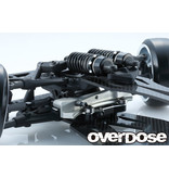 Overdose GALM 2WD Drift Car Chassis Kit with Option Parts