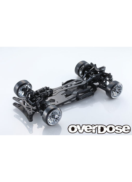 Overdose GALM 2WD Chassis Kit with Option Parts