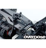 Overdose Inboard Shock Mount for GALM / Color: Black