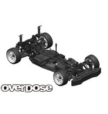 Overdose GALM 2WD Drift Car Chassis Kit