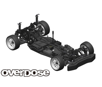 Overdose GALM 2WD Chassis Kit