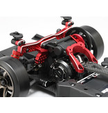 Yokomo DP-YD2EXR - Drift Package YD-2EXIIS RED LIMITED RWD Chassis Kit