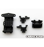 Overdose Front Bulkhead Set for XEX spec.R