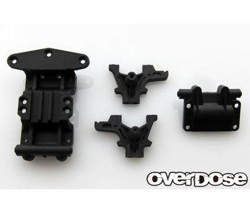 Overdose Front Bulkhead Set for XEX spec.R