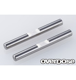 Overdose Shaft φ2.6mm x 25mm for Vacula, Divall (2pcs)