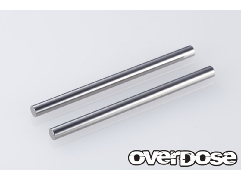 Overdose Shaft φ3.0mm x 46mm for Vacula, Divall (2pcs)