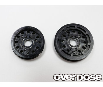 Overdose Diff Pulley Set (33T/39T) for Vacula