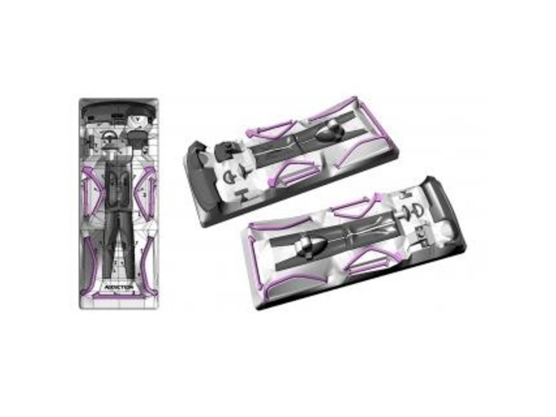 Addiction RC AD-PB2-2 - Interior Parts of Nissan 180SX (Spirit-Rei)