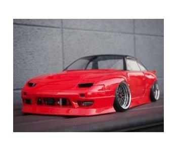 Addiction RC Nissan Onevia D-MAX Body