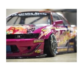Addiction RC Toshiki Nagai Decal Set by TAKA