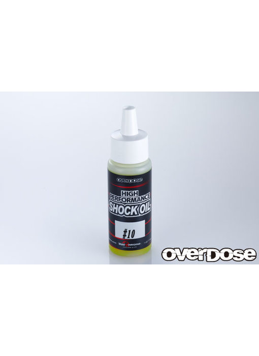 Overdose High Performance Shock Oil / #10
