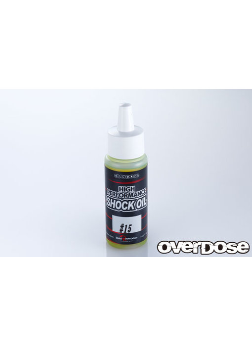 Overdose High Performance Shock Oil / #15