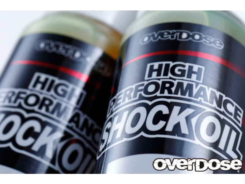 Overdose High Performance Shock Oil / Rate: #15