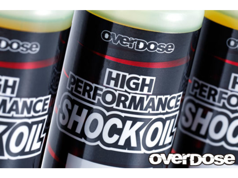 Overdose High Performance Shock Oil / Rate: #25