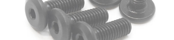 Low Head Cap Screws