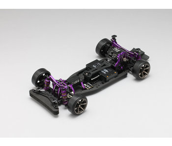 Yokomo Drift Package YD-2SXII PURPLE LIMITED RWD Chassis Kit