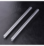 MST Aluminium Link 96mm (2pcs) / Color: Silver