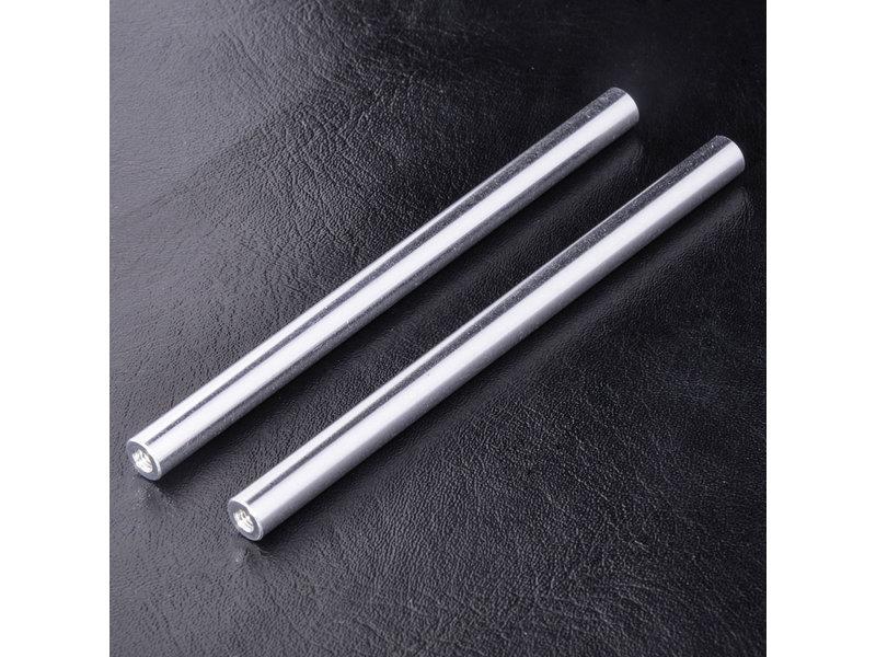 MST Aluminium Link 88mm (2pcs) / Color: Silver
