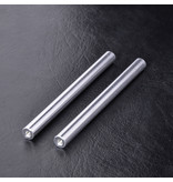 MST Aluminium Link 72.5mm (2pcs) / Color: Silver