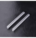 MST Aluminium Link 60.5mm (2pcs) / Color: Silver