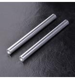 MST Aluminium Link 76mm (2pcs) / Color: Silver