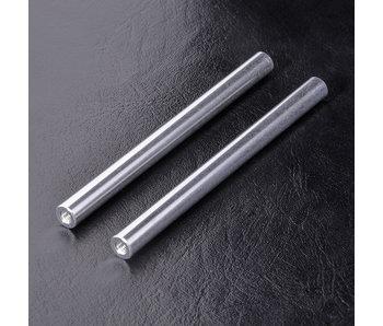 MST Alum. Link 76mm (2) / Silver