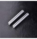 MST Aluminium Link 43mm (2pcs) / Color: Silver