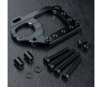 MST TCR Alum. Motor Mount / Black