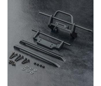 MST J3 (Suzuki Jimny) Roof Rack & Bumper Set
