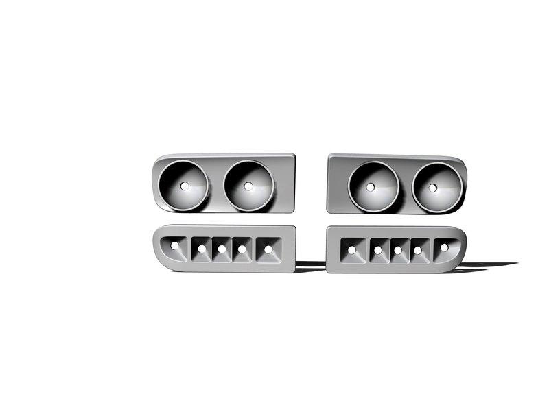 Rc Arlos RC-E9C30LB - Lights Buckets for BMW E9 (C3.0)