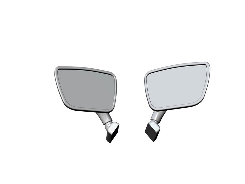 Rc Arlos RC-E9C30M - Mirrors for BMW E9 (C3.0)