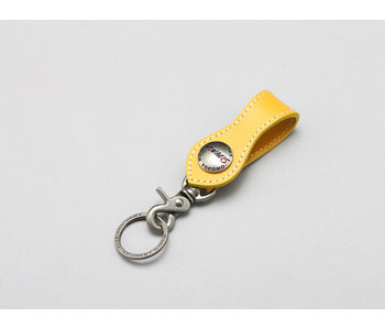 Yokomo Key Chain - Yellow