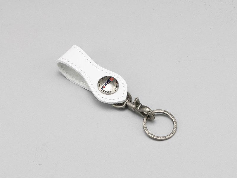 Yokomo YA-003WH - Key Chain - White