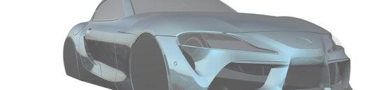 Toyota Supra CUSTOM (A90)