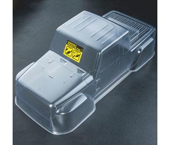 MST JP1 (Jeep Wrangler) Body Clear