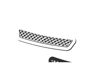 Rc Arlos Hood Air Vent for BMW M3 (E46)