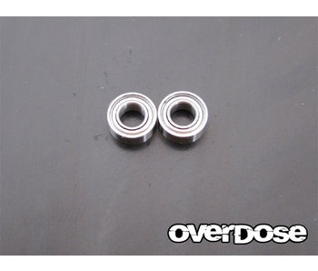 Overdose Low Friction Bearings φ4xφ8x3mm (2)