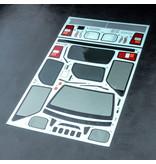 MST J3 (Suzuki Jimny) Body Sticker