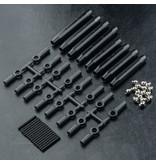 MST MTX Aluminium link set