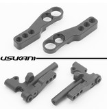 Usukani PDSP-40 - Aluminium Shock Plate for Front Lower Arm for PDSL/PDSH