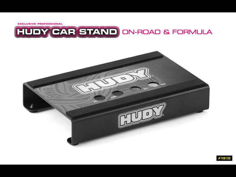 Hudy H108150 - Touring Car Stand V3