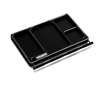 Hudy Aluminium Tray for Accessories & Pit LED
