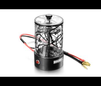 Hudy Air Vac - Vacuum Pump for 1/8, 1/10 & 1/12 On-Road