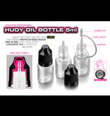 Hudy H106900 - Oil Bottle Set 5ml (3pcs)