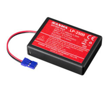 Sanwa Li-Po Battery LP1-2500 3,7V for M17