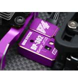 Yokomo DPP-302V4P - Drift Performance DP-302V4P Steering Gyro 3CH - Purple Version